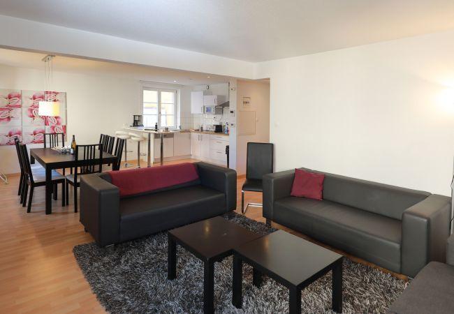 Ferienwohnung in Colmar - SCHLUMBERGER **** 120m² centre ville 3 chambres 2