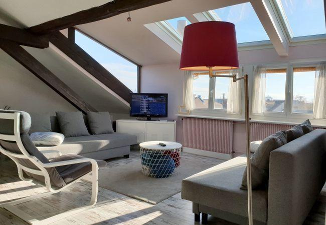 Ferienwohnung in Colmar - LE COCON COLMARIEN *** 3 chambres