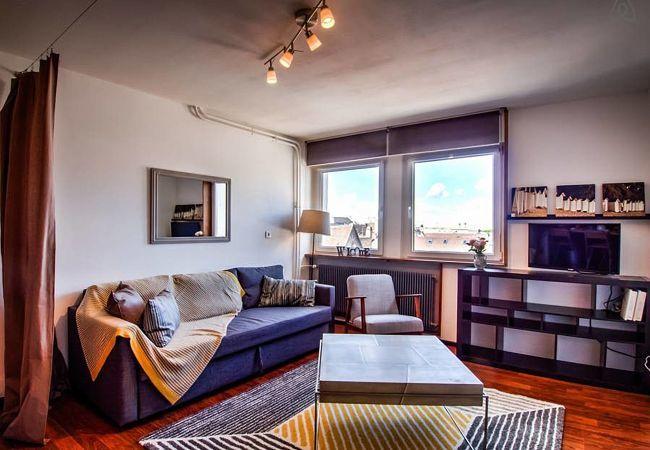Ferienwohnung in Strasbourg - Meublé du Faubourg** 2 pièces lumineux&confortable