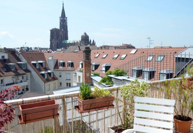 Ferienwohnung in Strasbourg - Emilie Fritsch - Cathédrale Strasbourg