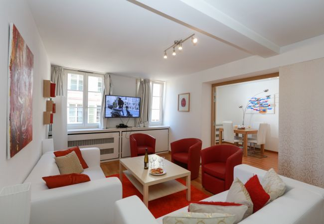 Apartment in Colmar - JAQUET **** 138m²  centre ville 3 chambres, 2 sdb