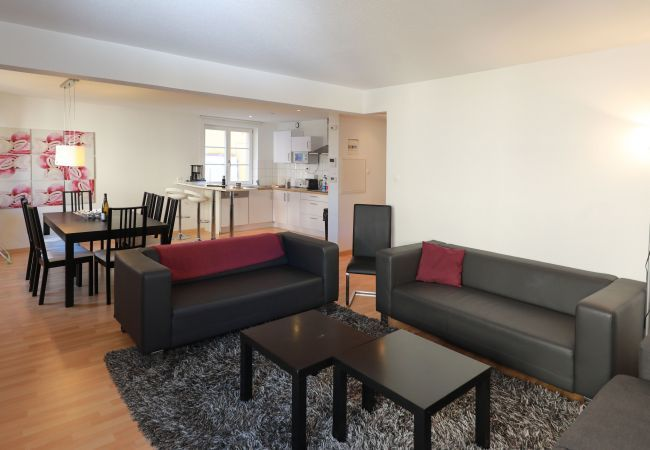 Apartment in Colmar - SCHLUMBERGER **** 120m² centre ville 3 chambres 2