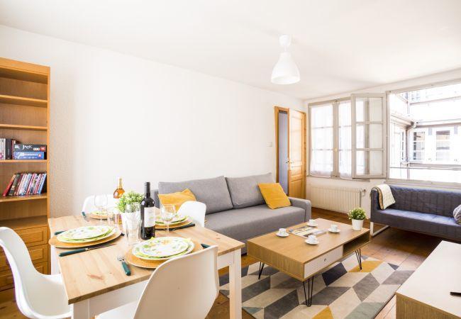 Apartment in Strasbourg - QUAI DES BATELIERS ***