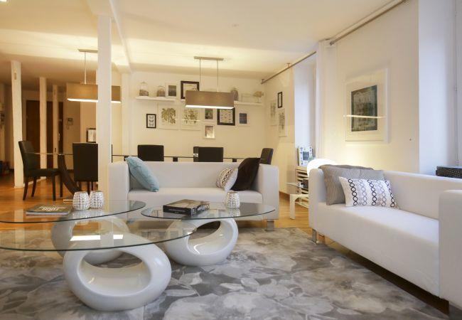 Appartement à Colmar - CAMILLE **** duplex CLIM 165m² T5 centre ville 4 C