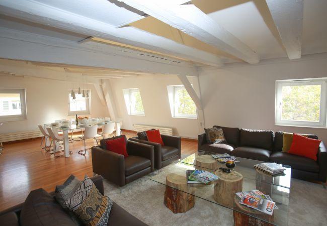 Appartement à Colmar - DREYFUS **** duplex165m² T4 CLIMATISE 3 ch 2 sdb