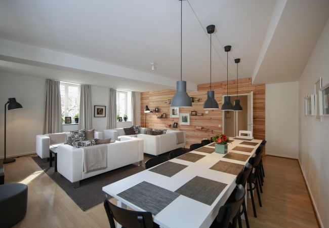Appartement à Colmar - GRIMM **** 160m² centre ville, 3 chambres, 3 sdb
