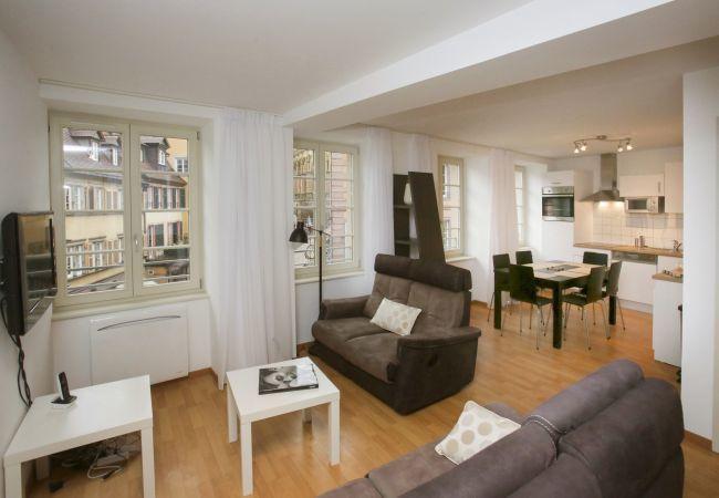 Appartement à Colmar - lang