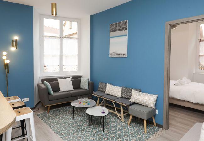Appartement à Colmar - Chez Marc *** 4 rooms 2 bathrooms city center