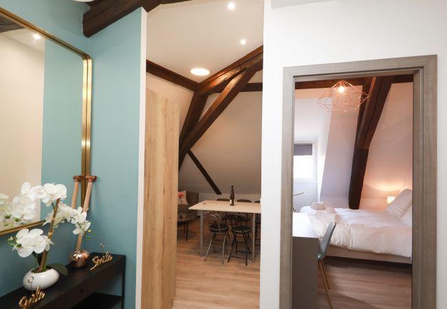 Appartement à Colmar - Chez Juliette et Nicolas