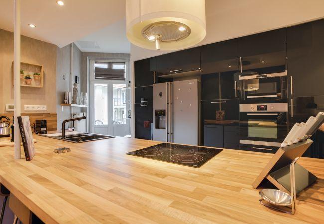 Appartement à Strasbourg - Le Leblois *** 2 sdb Grande cuisine