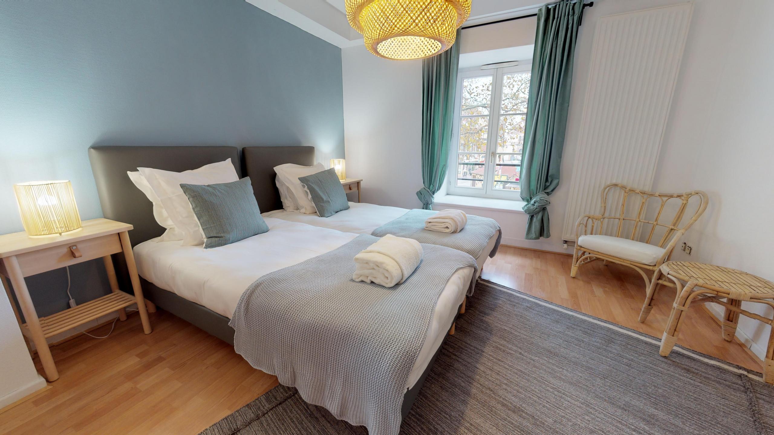 à Colmar - IMMER 4 chambres 10 personnes