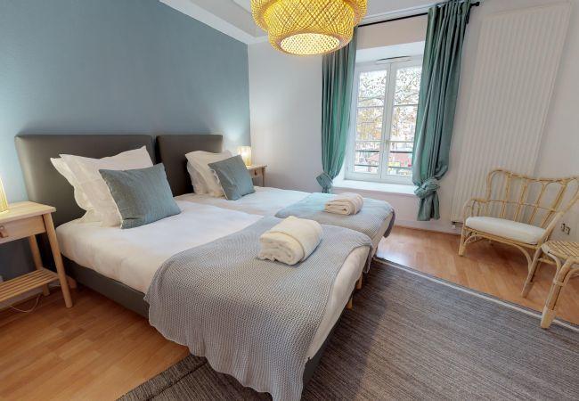 Appartement à Colmar - IMMER 4 chambres 10 personnes