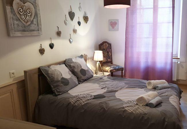 公寓 在 Colmar - Le Pfeffel *** (Maison 1708) / Appt 1ch 2/4 person